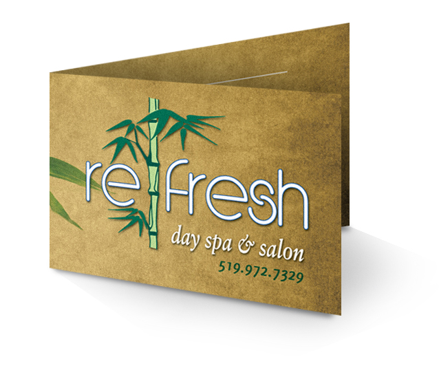 Refresh Gift Card